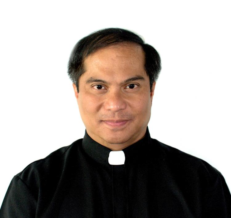 Father Joyle Martinez